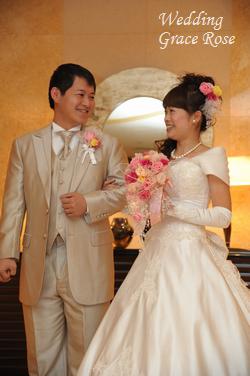 埼玉県の花嫁さまからのお写真