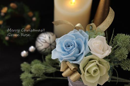 クリスマスアレンジ教室群馬県