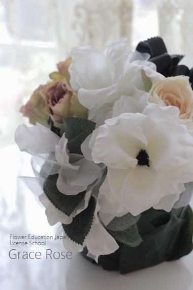 アーティフィシャルフラワー服飾花資格取得コース群馬県太田教室